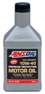 AMSOIL 10W-40 Synthetic Premium Protection Motor Oil