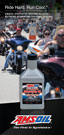 Motorcycle Oil - Extreme Dynamometer Heat Testing