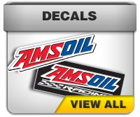 AMSOIL Decals