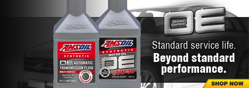 OEM Synthetic Motor Oils
